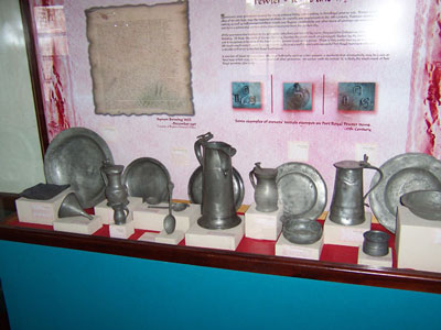 Pictures of Jamaican Artifacts http://www.piratesofthecoast.com/shipslog/pr-scrapbook1.html