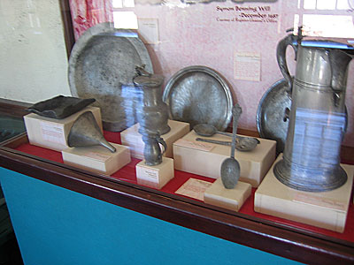 Pictures of Jamaican Artifacts http://www.piratesofthecoast.com/shipslog/pr-scrapbook4.html